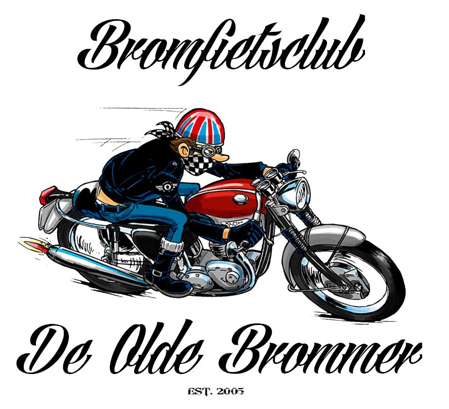 De Olde Brommer Logo